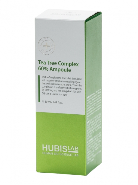 Концентрат с экстрактом чайного дерева для проблемной кожи